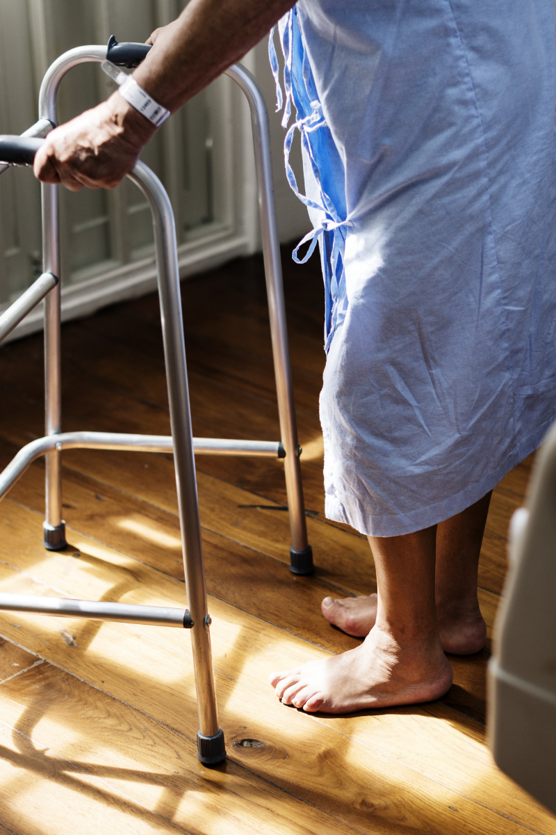 atenção domiciliar homecare