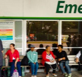 Emergência hospitalar